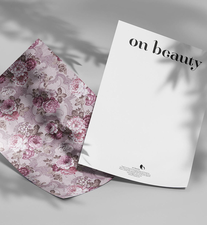 On Beauty - Projekt der Internetagentur NO TINS Gmbh