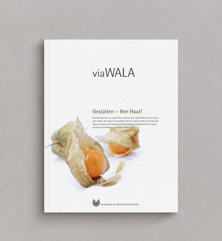 viaWala - Projekt der Internetagentur NO TINS Gmbh
