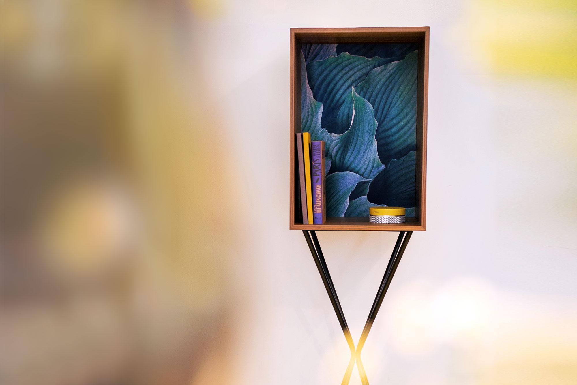 Graphic Background Cabinet - Projekt der Internetagentur NO TINS Gmbh