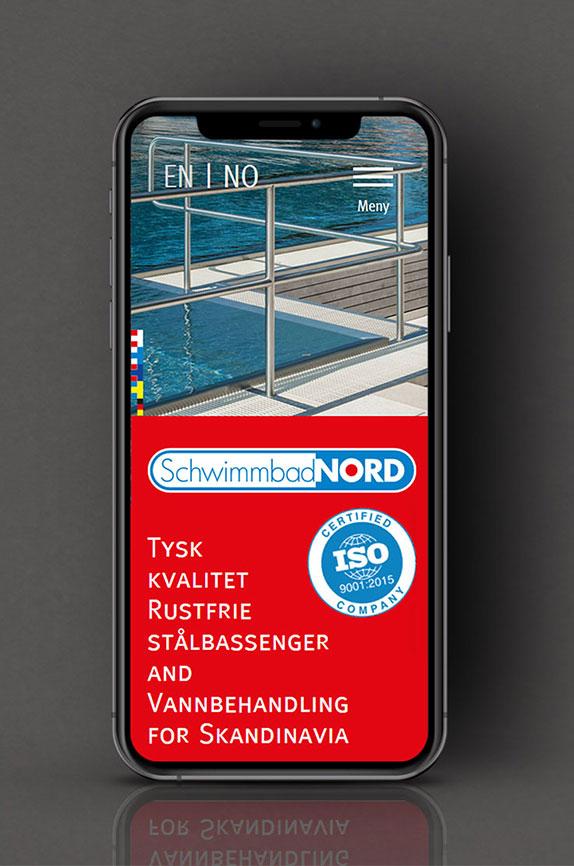 SchwimmbadNORD - Projekt der Internetagentur NO TINS Gmbh