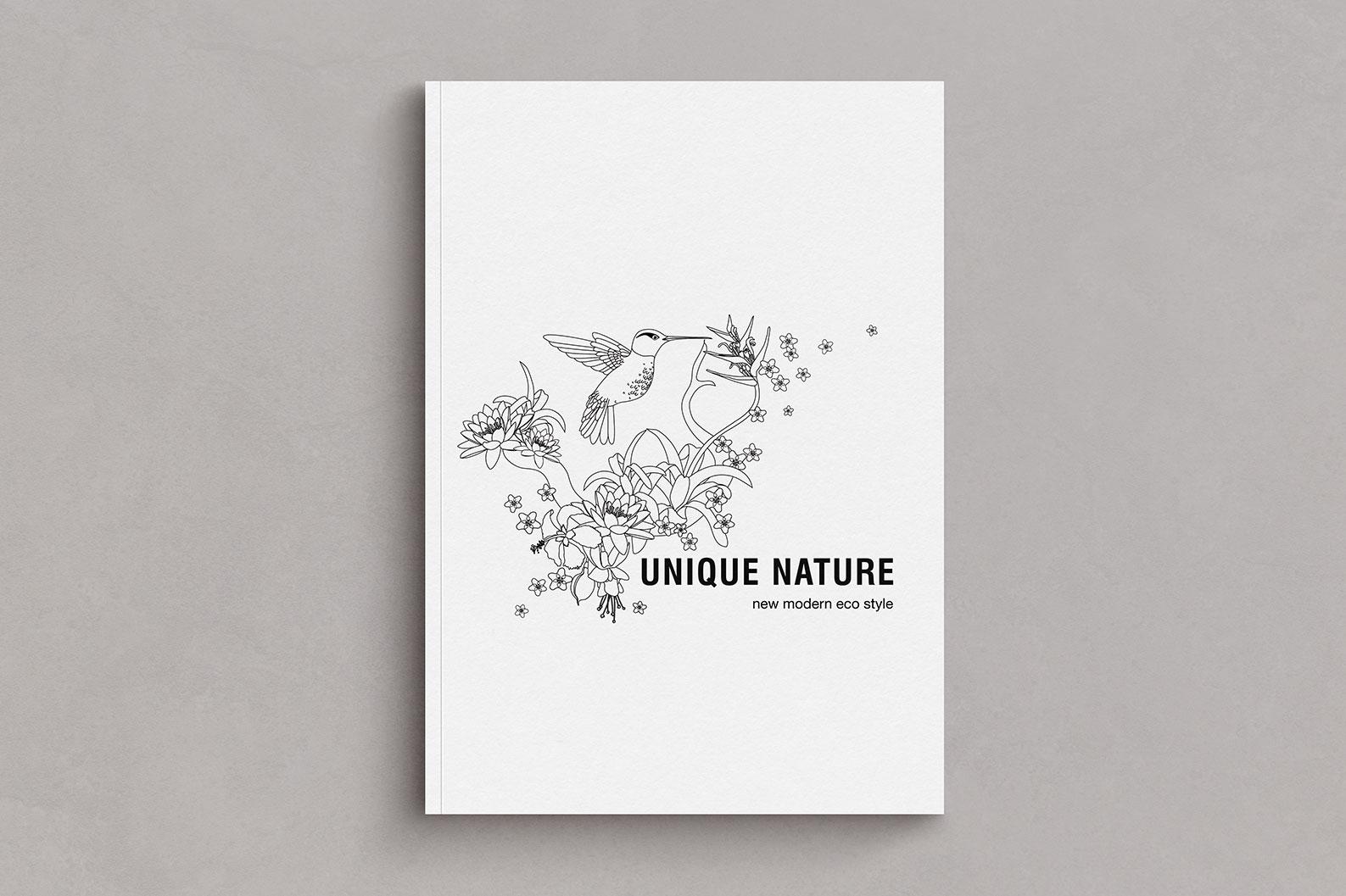 Unique Nature - Projekt der Internetagentur NO TINS Gmbh